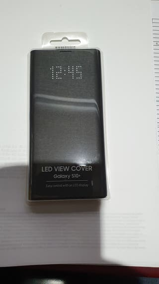 FUNDA LED VIEW COVER GALAXY S10+ ORIGINAL54.90
