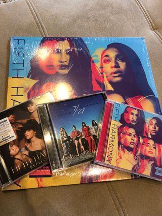 Álbums + Vinilo Fifth Harmony
