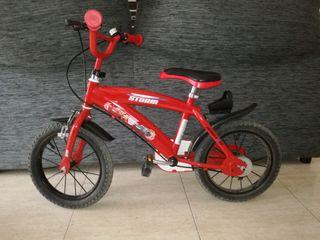 Bicicleta infantil 4 a 6 anys