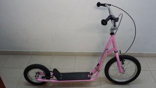 Patin bici ruedas grandes
