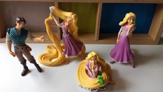 Figuras Rapunzel Enredados Disney