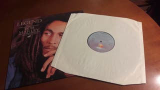 BOB MARLEY & THE WAILERS LEGEND vinilo