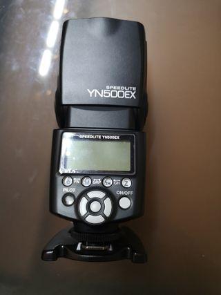 flash speedlite yongnuo yn500ex