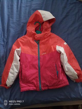 chaqueta de nieve