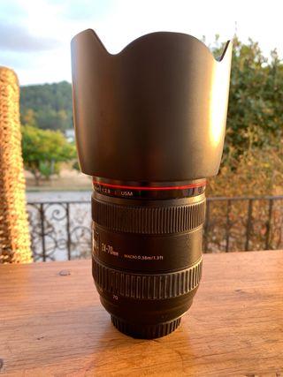 Canon 24-70 L f2,8