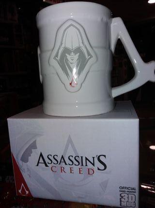 Taza 3D Ezio Auditore