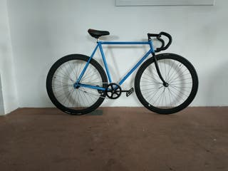 Bicicleta Fixie Antigua Restaurada