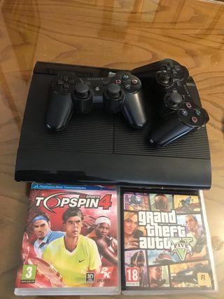 Playstation 3 500 gb en perfecto estado