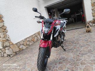 Honda CB500F (ABS)