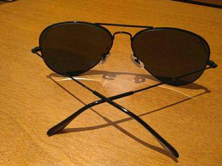 b46e1eb5d0 Gafas polarizadas aviador de segunda mano en Madrid en WALLAPOP