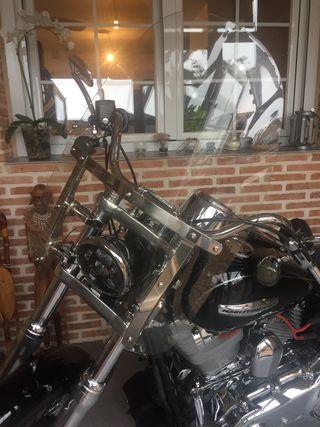 Parabrisas Harley Davidson