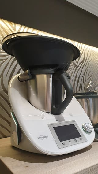 Thermomix Tm5 con cook-key y 2° vaso