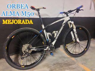 Orbea Alma Talla M Carbono