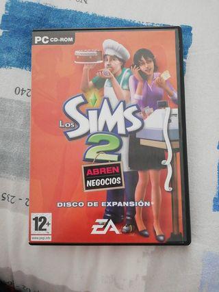 Los Sims 2 expansión