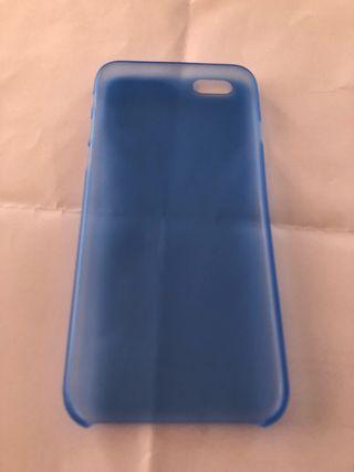 IPhone 6S funda Azul