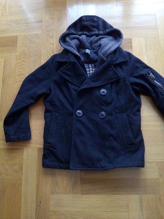 Abrigo niño de Zara 5-6 años