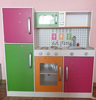 mueble cocina juguete