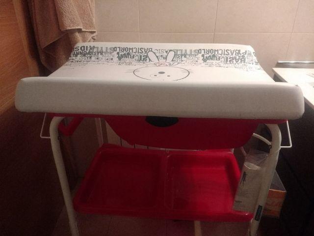 bañera cambiador Jane
