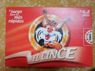 JUEGO EL LINCE