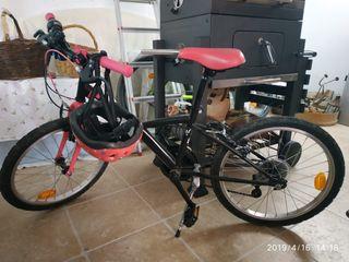 Bicicleta infantil, poco uso