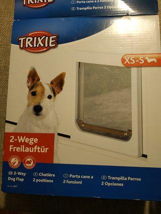 Trampilla perros pequeños-gatos Trixie A ESTRENAR