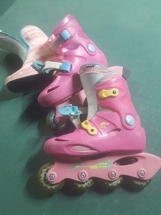 patines niña talla 32