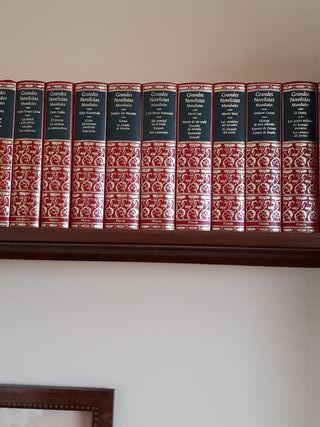 Vendo colección de novelas