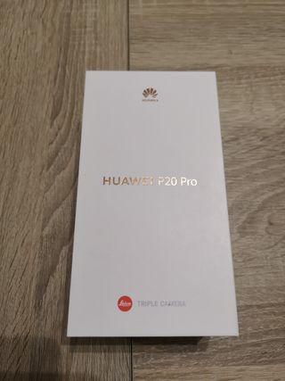 HUAWEI P20 PRO MUY NUEVO CON GARANTÍA