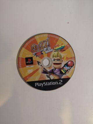 juego buzz play 2