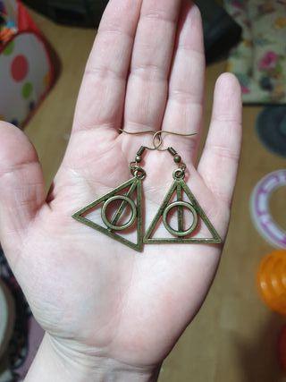 pendientes Harry Potter