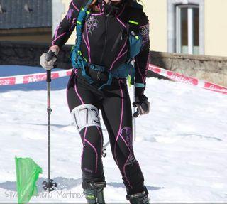 Mono técnico esquí de travesía