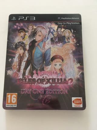 Tales of xillia 2 Dan One Edition ps3