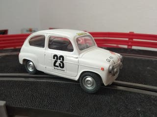 Scalextric Seat 600 TC