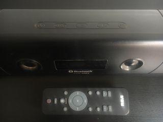 Barra Altavoz RCA Bluetooth potente (220v)
