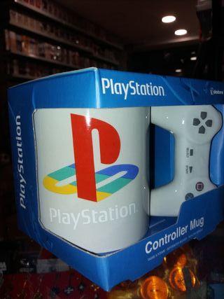 Taza 3D PlayStation Controller