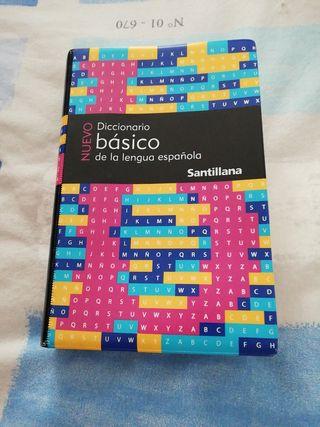 Diccionario Santillana