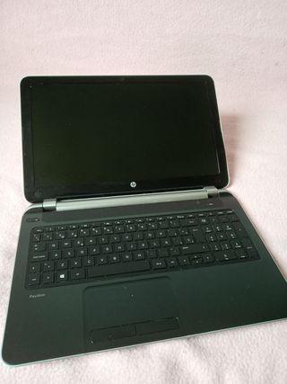 Pc portátil, marca HP