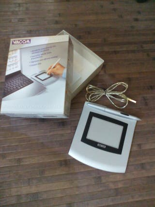 Tableta digitalizadora Wacom