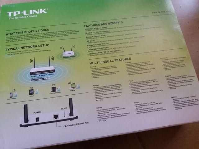 Amplificador internet