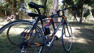 Bicicleta Orbea Carretera Fibra de Carbono