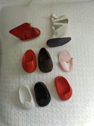 Nancy. Botas y zapatos