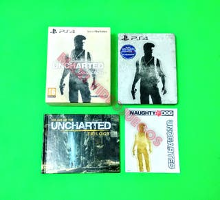 Uncharted Collection Edición Especial / PS4