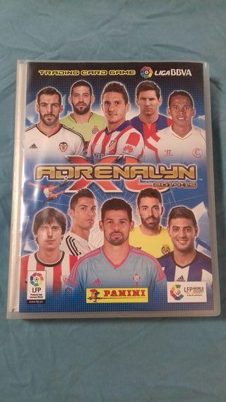 Adrenalyn XL 14-15