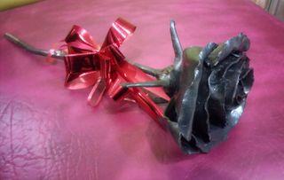 Rosas metalicas