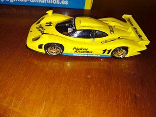 Porsche gt1-98 páginas amarillas scalextric