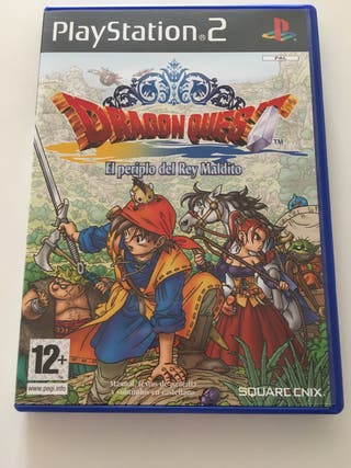 Dragon quest ps2 pal españa