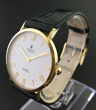 f3e864f96c570 Reloj de oro Rolex de segunda mano en WALLAPOP