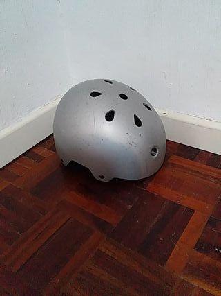 casco de bicicletas