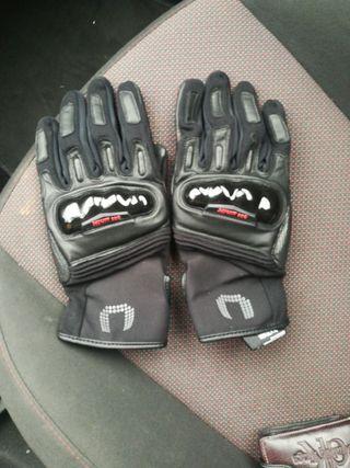 vendo guantes de moto nuevos