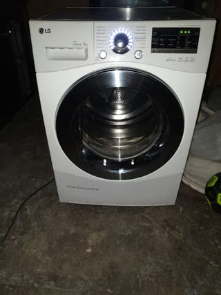 secadora LG de 9 kilos de bomba de calor